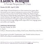 2015 Ladies Knight Invite.indd