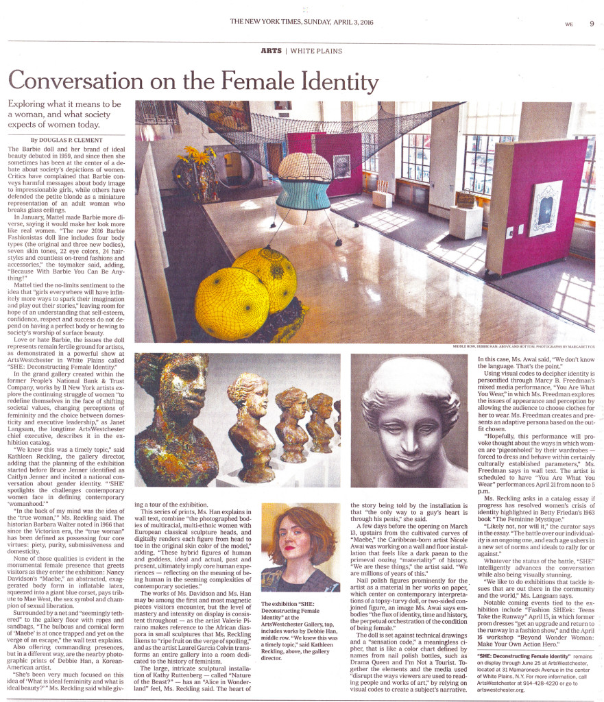 NY Times review-April 2016