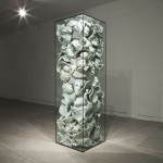 Mass of Perception, Ceramics (White Porcelain), Dimensions variable,  2010